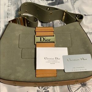 Christian Dior City Chic Street Bag